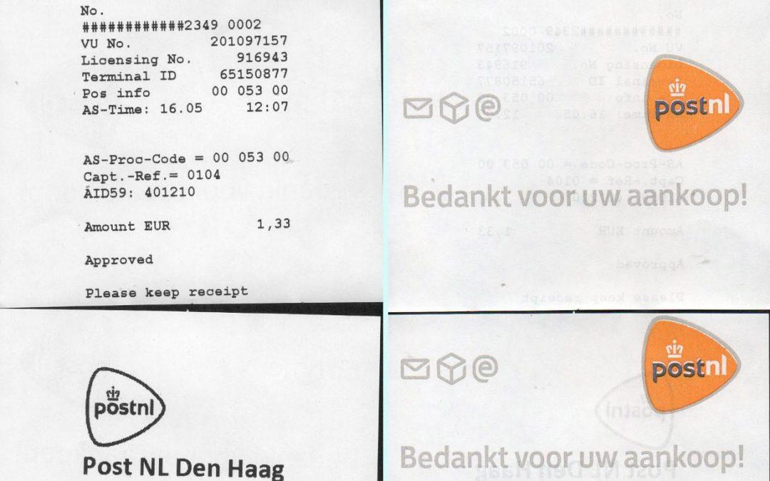 Automaatzegels Nederland