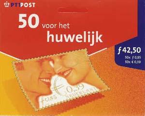 hangboekje 10 50 voor het huwelijk