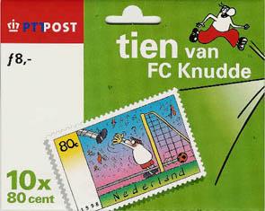 HB 12: hangboekje tien van FC Knudde