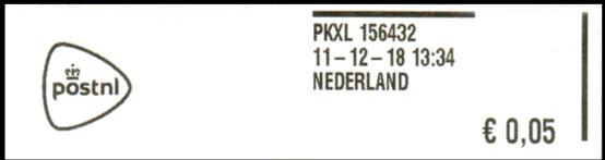 Loketfrankeermachines Postalvision vervangen door Hytech-1710