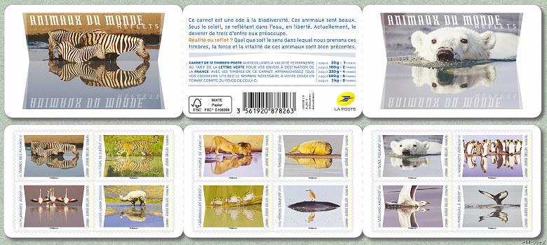 Postzegelboekjes 2020 tot nu toe