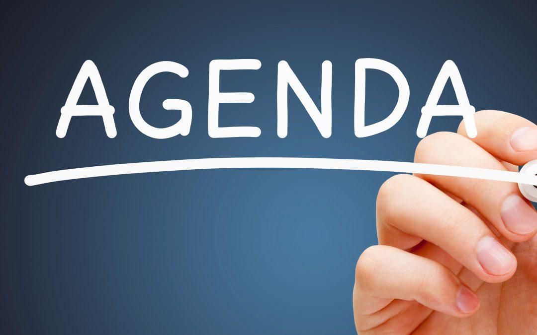 De Postaumaat-agenda voor de rest van 2020